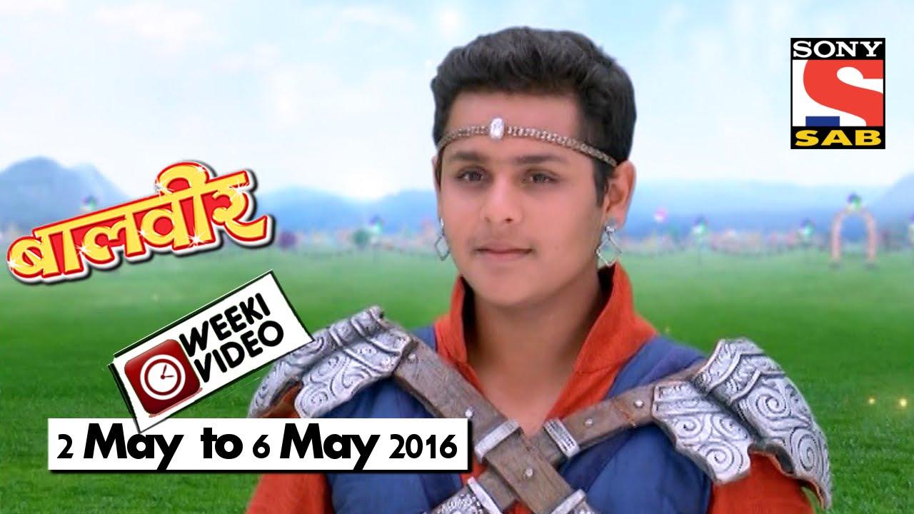 Weekivideos Baalveer 2 May To 6 May 2016 Youtube