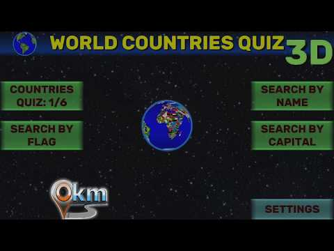 World Geography. Quiz For Pc - Download For Windows 7,10 and Mac