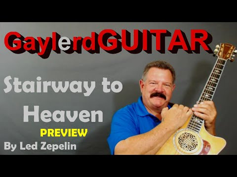 Stairway To Heaven - Led Zeppelin (Acoustic PREVIEW)