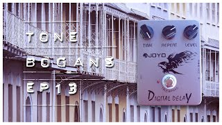 Tone Bogans Episode Thirteen: Joyo Digital Delay