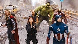 Мстители против армии Читаури. Финальная битва (Часть 2) Мстители (2012)