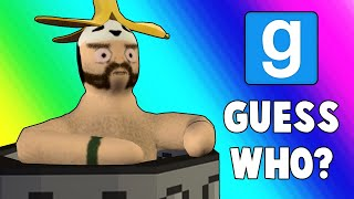 Gmod Guess Who Funny Moments - Stardew Valley Map! (Garry's Mod)