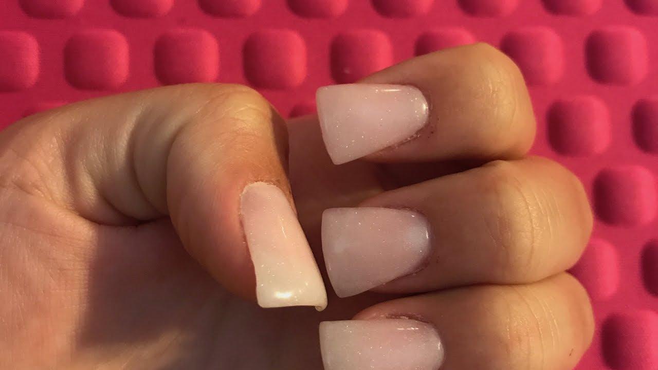dip powder nails emily anne
