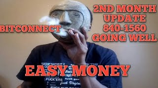 BITCONNECT 2ND MONTH UPDATE