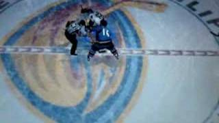 NHL 2007 Ea Games gameplay Pc