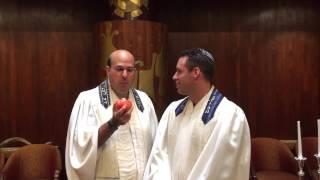 Rabbi and Cantor Rosh Hashanah 2015