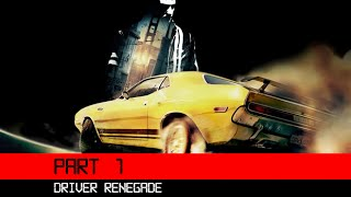 Driver Renegade Part 1 3DS HD Gameplay Walkthrough