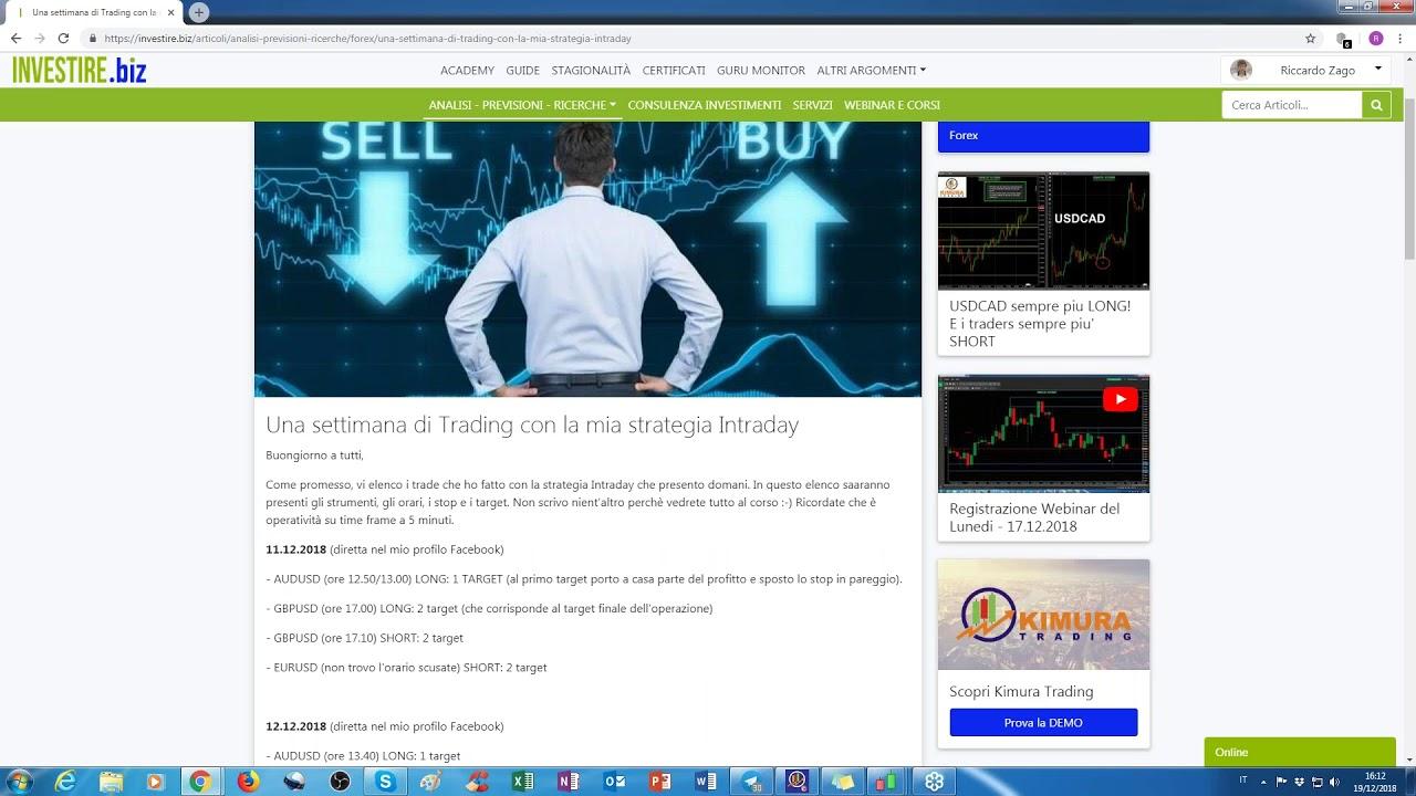 Video corsi forex gratis jlt investment consultants california