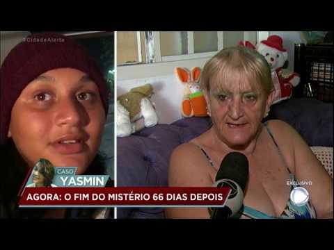 Caso Yasmin: fam�lia busca jovem em cl�nica de reabilita��o, ap�s 66 dias desaparecida
