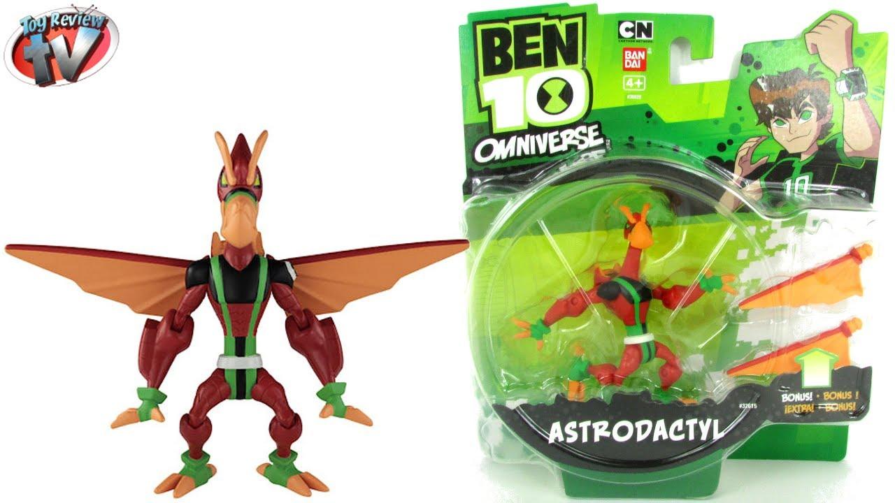 BEN 10 OMNIVERS... Astrodactyl Ben 10 Toy