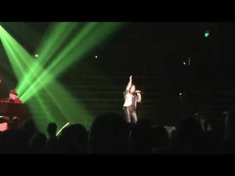 'I Have Been Blessed' performed by Martina McBride live at Bridgestone Arena.
