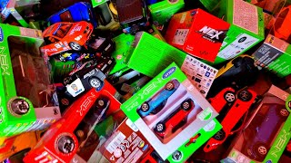 Brand New Model Cars Unboxing Video - Welly, Kinsmart, Hot Wheels, Matchbox - Part 2