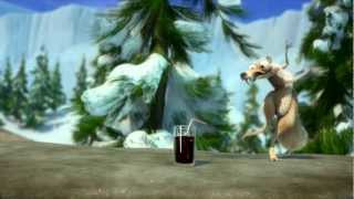 SodaStream and Ice Age 4 Advert