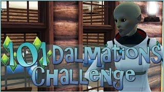 Sims 3    101 Dalmatians Challenge: Alien Dog Lover?! - Episode #25