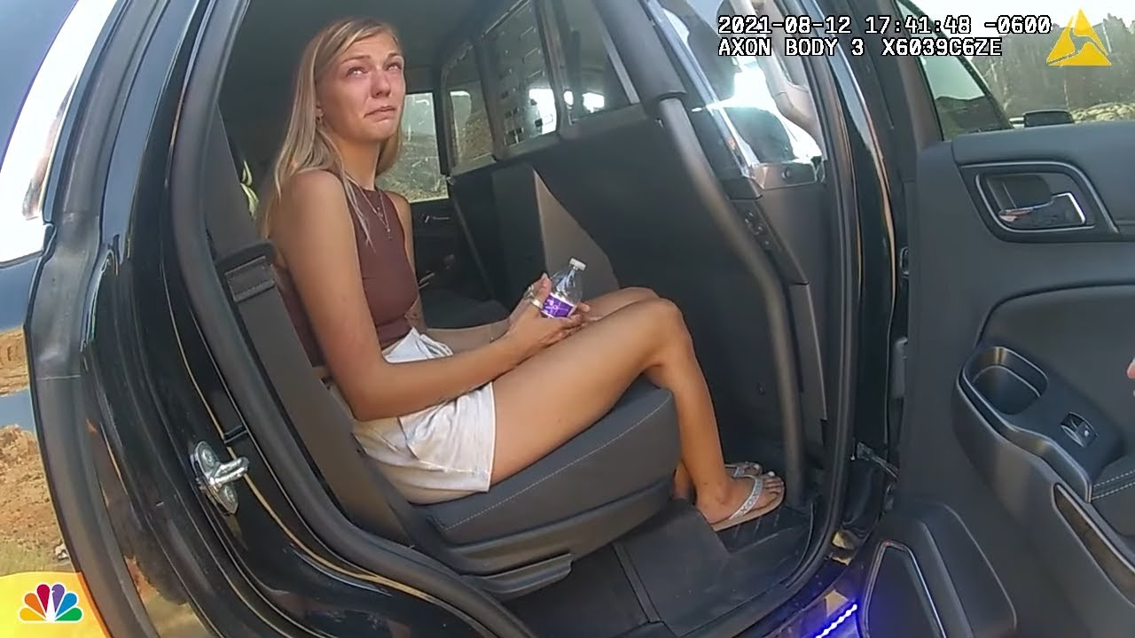 Download Gabby Petito Disappearance: Raw Bodycam Video of Her Interaction With Police in Utah