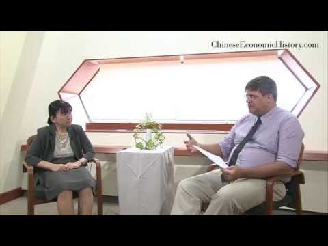 Chinese Economic History -- An interview with Prof. Mio Kishimoto
