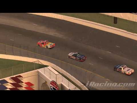 [Muted] LIVE from the Booth!  iRacing - SRST - New Hampshire 100 - NCWTS