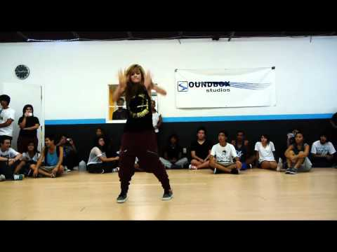 Chachi Olivia Gonzales  I Should've Kissed You.mp4