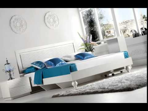 High Quality Contemporary Bedroom Furniture With Formica Finishing   YouTube