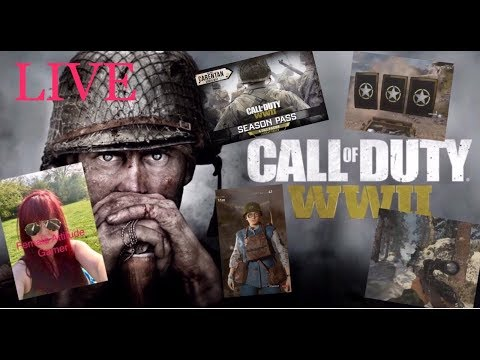 WW2 COD Sniper War Mode Multiplayer Chatting & Chilling from YouTube · Duration:  38 minutes 53 seconds