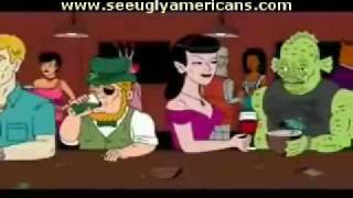Ugly Americans Trailer