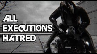 Hatred - All Executions - Brutal Kills