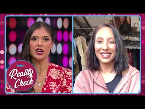 'DWTS' Cheryl Burke Reveals She Rather Have Athletes Like Ray Lewis As Her Dance Partner   PeopleTV