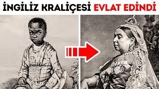 İngiliz Kraliçesinin Evlat Edindiği Bir Kız Afrika'ya Dönmek Zorunda Kaldı