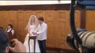 Свадьба Лянки Грыу и Михаила Вайнберга