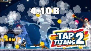 Tap Titans 2 - Early Game Tips & Tricks & Prestige Gameplay!