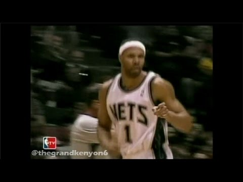 Ron Mercer 12 points in 18 minutes vs. Denver Nuggets (February 13, 2005)
