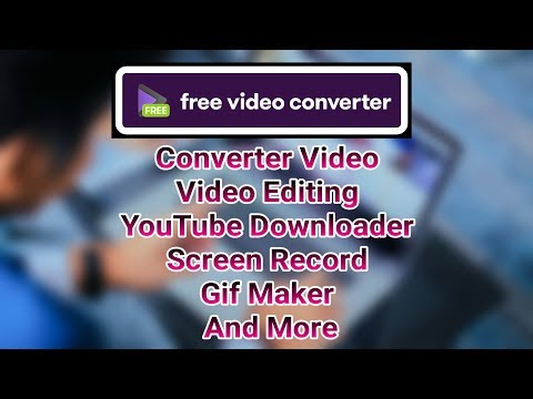1 Aplikasi Untuk Edit Video,Converter,Screen Record Dll -  Wondershare Free Video Converter
