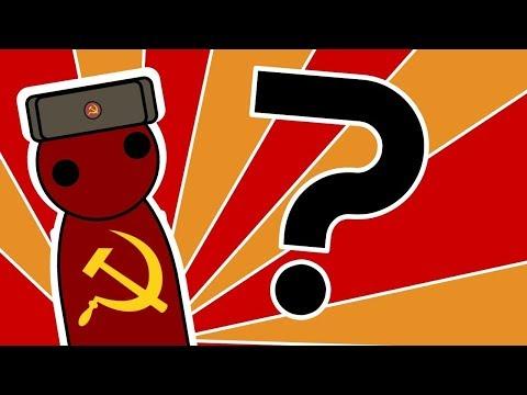 Die sowjetische Nationalhymne in leichter Sprache