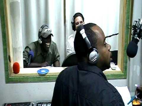 Lemay Rodriguez Interview On Bess FM Radio, Kingston, Jamaica (Son - Hip Hop)