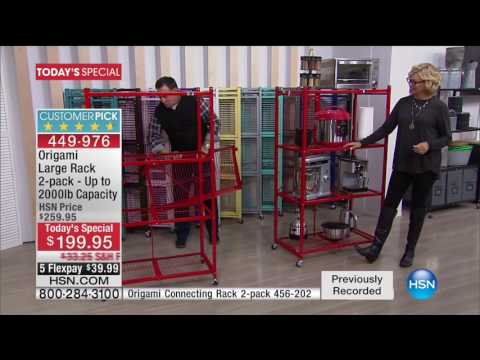 HSN   Storage & Organization featuring Origami 01.02.2017 - 05 AM