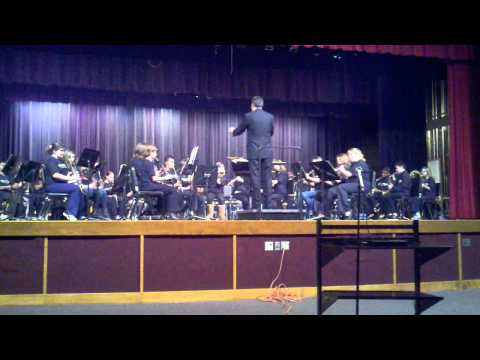 Hamilton Middle School Select Band