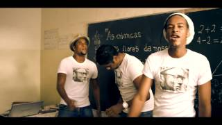 Gilsongee & Black Side Flor d'n s revolu o do album TERRATERRA 2014 official video