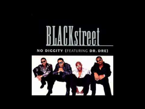 No Diggity - Blackstreet ft. Dr Dre (Best Quality)