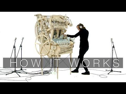 How It Works - Part 1 (Wintergatan Marble Machine)