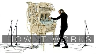 How It Works - Part 1 Wintergatan Marble Machine