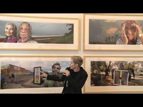 Therese Ritchie Artist Talk | Contemporary Australia: Women | GOMA