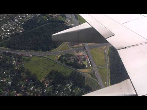 AirMovie Moscow - Sochi Boeing 737-800 NG Take Off And Landing
