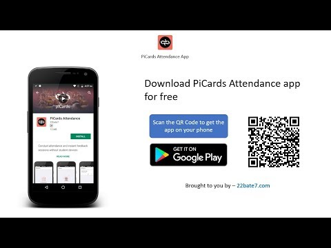 PiCards Attendance - Apps en Google Play