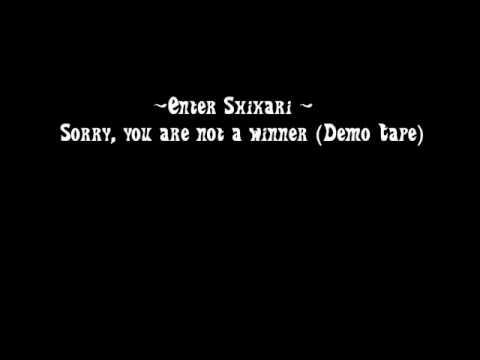 Enter Shikari - Sorry, you're not a winner (Demo Tape)