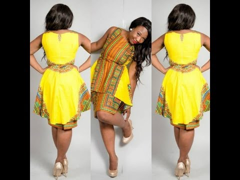 African Attire for Women : Beautiful Fabric And Styles For A