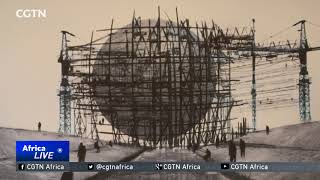 Ethiopian artist explores art and technology in new U.S. exhibition