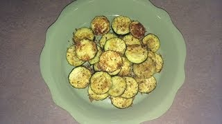 Easy Baked Zucchini Recipe