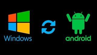 Синхронизация папок и файлов между компьютером и Android