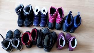 Самая популярная детская обувь в Финляндии!