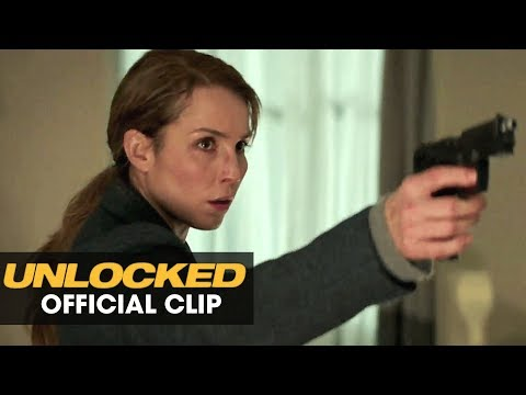 "Unlocked (2017 Movie) Official Clip - ""Back Inside"" - Orlando Bloom, Noomi Rapace"